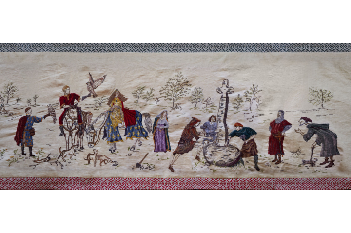Royston tapestry